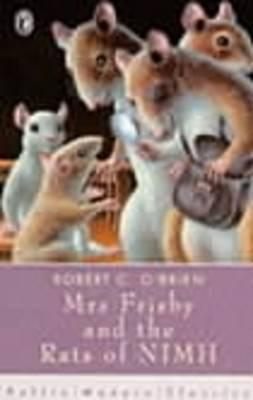 Cover of Mrs Frisby and the Rats of NIMH