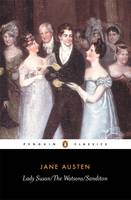 Cover of Lady Susan; The Watsons; Sanditon