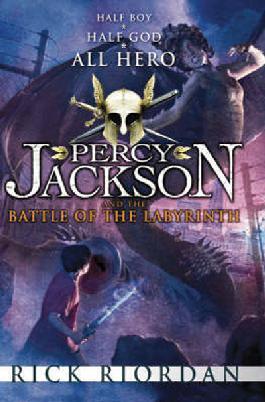 Cover of PercyJackson