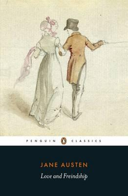 Cover of Love and Freindship and other stories