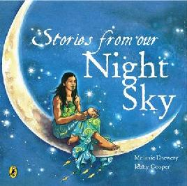 Book Cover of Stories from our Night Sky