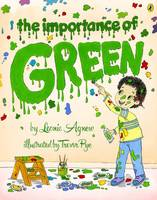 Book cover of The importance of green