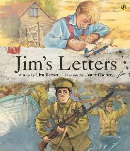Cover of Jim's Letters