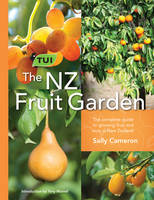 Cover of The NZ fruit garden