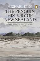 Cover of The Penguin History of New Zealand