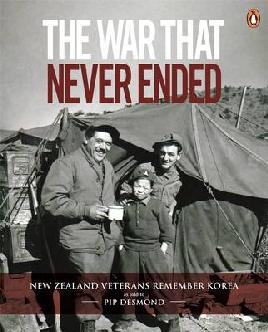 Cover of The war that never ended