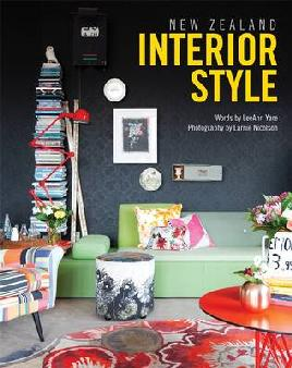 Cover of New Zealand Interior Style