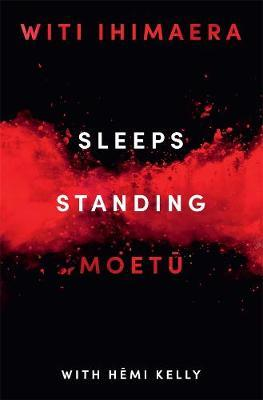 Cover of Sleeps standing - Moetū
