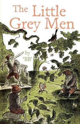Cover of The Little Grey Men