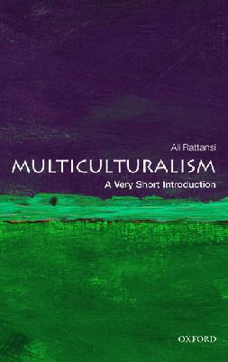 Catalogue link for Multiculturalism A Very Short Introduction