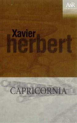 Cover of Xavier Herbert