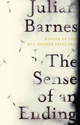 Cover of The sense of an ending