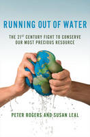 Book cover of Running out of water