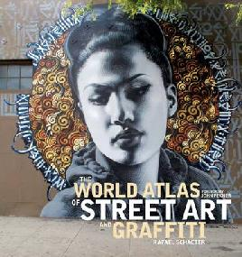 Cover of World Atlas Street art