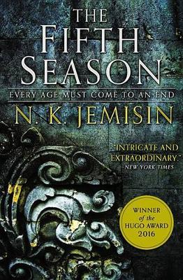 Cover of The Fifth Season by N K Jemisin