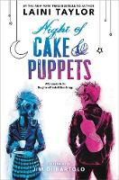 Cover of 'Night of Cake and Puppets'