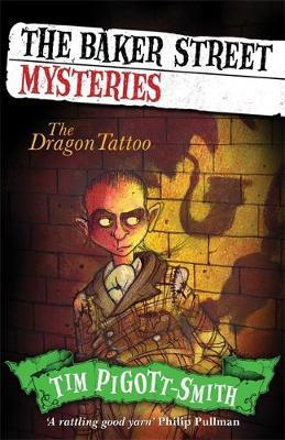 Cover of The Dragon Tattoo