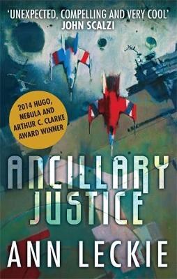 cover of Ancillary Justice