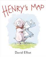 Book Cover of Henry's Map