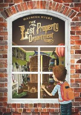 Cover of The Lost Property department