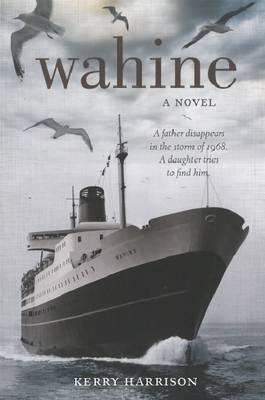 Book cover of wahine