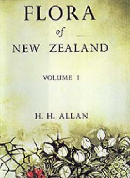 Cover of Flora of New Zealand