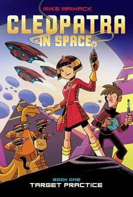 Cover of Cleopatra in space