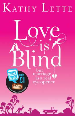 Cover of Love is Blind