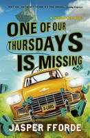 Cover of One of our Thursday Next's is missing