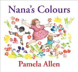 Cover of Nana's Colours