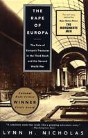 Cover of The Rape of Europa