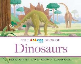 The Kids ABC Book of Dinosaurs