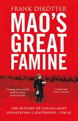 Cover of Mao's Great Famine