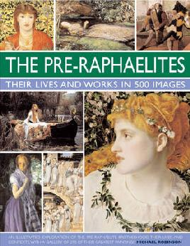 Cover image for The Pre-Raphaelites