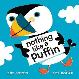 Cover of Nothing Like a Puffin