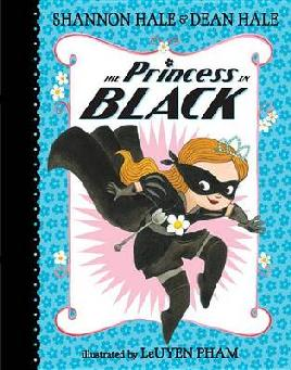 Cover of The Princess in Black
