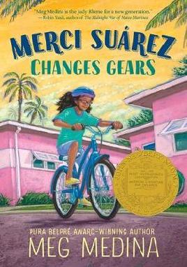 Catalogue link for Merci Suarez changes gears
