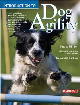 Cover: Dog agility