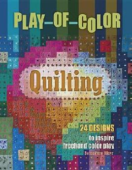 Catalogue link for Play-of-color Quilting: 24 Designs to Inspire Freehand Color Play