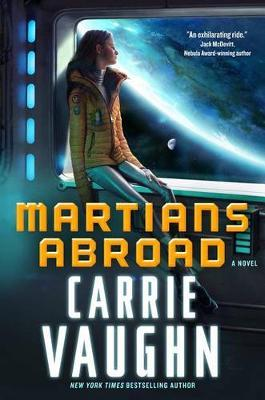 Cover of Martians Abroad