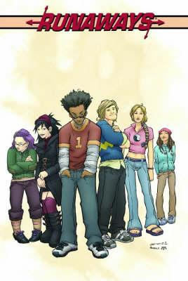 Catalogue link for Runaways vol 1