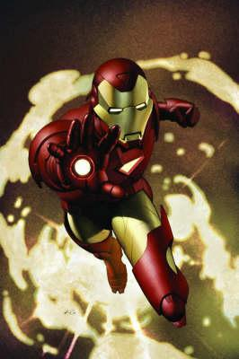 Cover of The invincible Iron Man