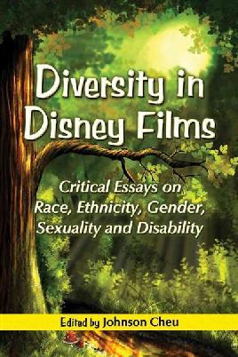 Cover of Diversity in Disney Films