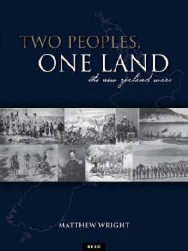 Cover of Two peoples, one land