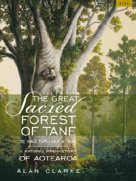 Cover of The Great sacred forest of Tane