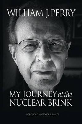 Cover of My journey at the nuclear brink