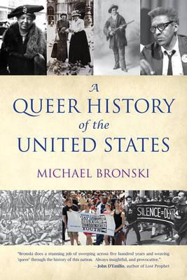 Cover of A Queer histor of the United States
