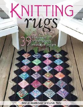Cover of Knitting rugs