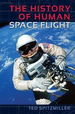 Cover of The history of human space flight