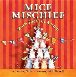 Book cover of mice mischief